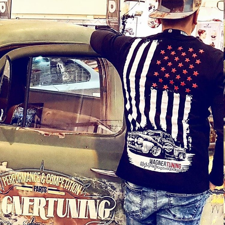 WAGNERTUNING T-Shirt Ford F1 - S