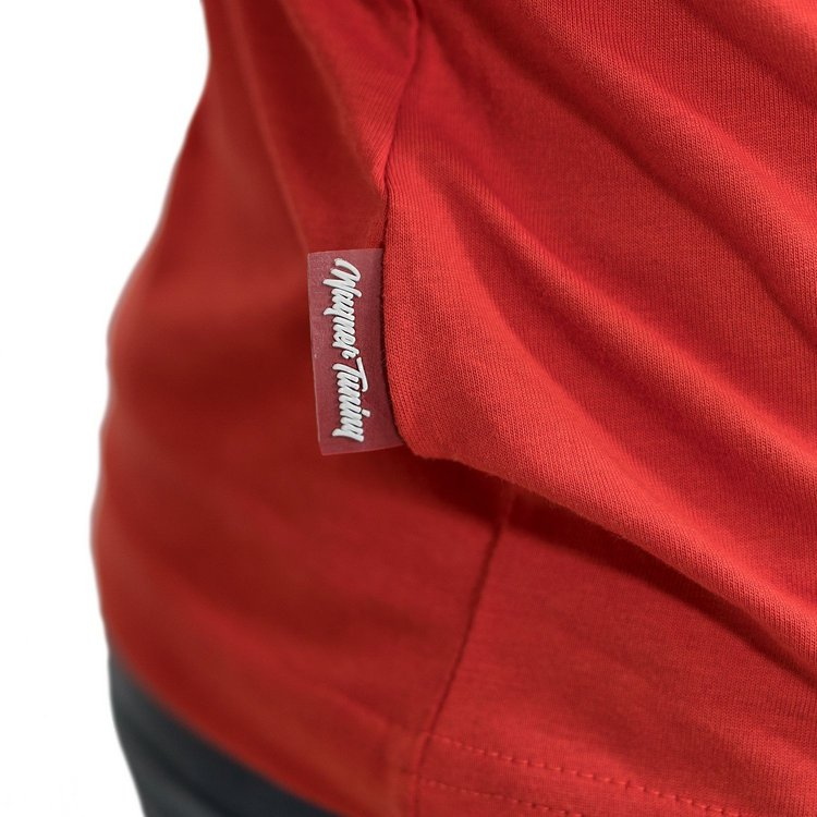 masters-red-shirt - M