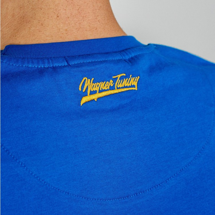 »THE ORIGINAL WAGNER TUNING« blue T-Shirt