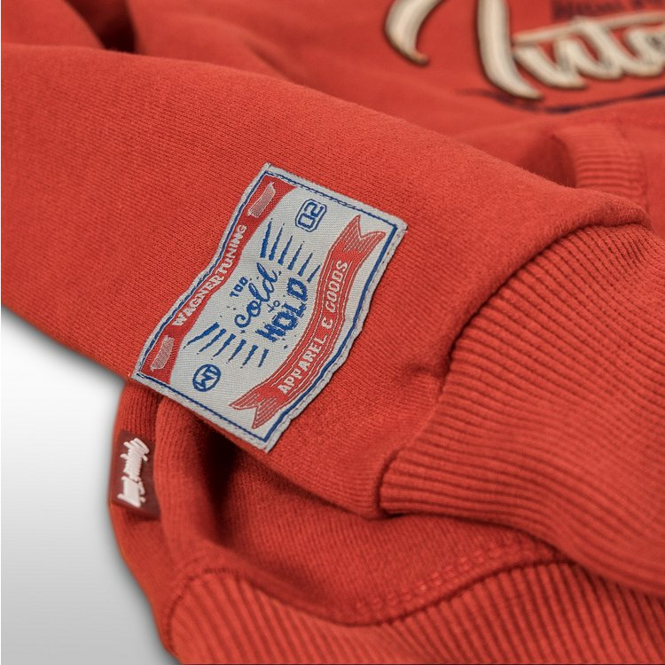 Wagner Tuning »Intercooled Red « Hoodie