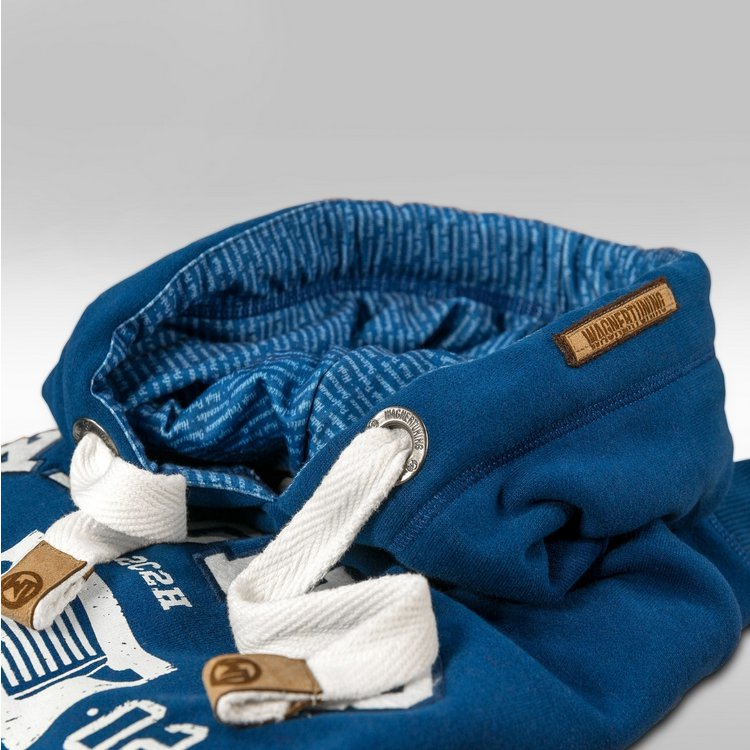 Wagner Tuning »Master Blue« Hoodie -S