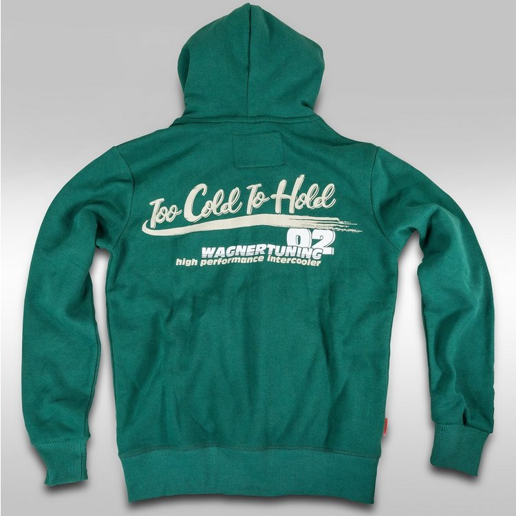 Wagner Tuning »2C2H« Hoodie zipped -L