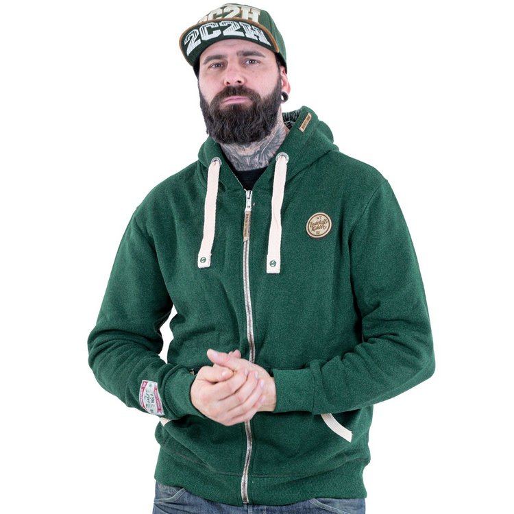 Wagner Tuning »2C2H« Hoodie zipped -XL