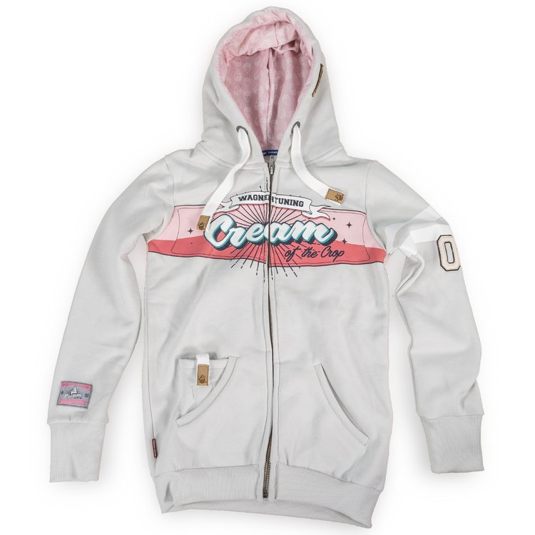 Hoodie zipped »Cream of the Crop Girls« -XL