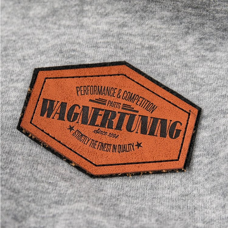 Hoodie zipped »Twin Turbo Grey« -XL
