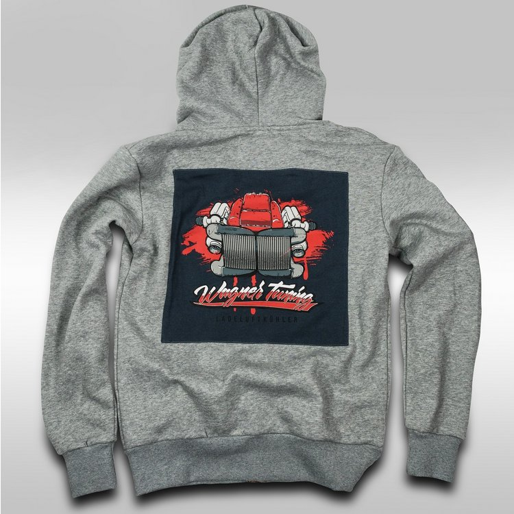 Wagner Tuning »Twin Turbo« Hoodie zipped-XXL