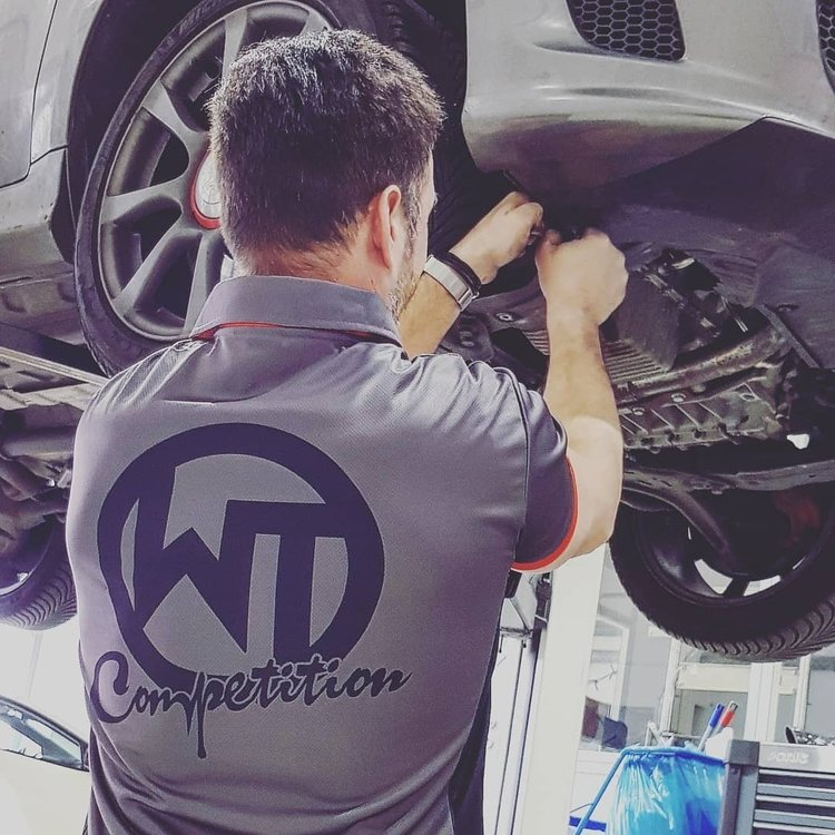 WAGNERTUNING Competition Polo Shirt - S
