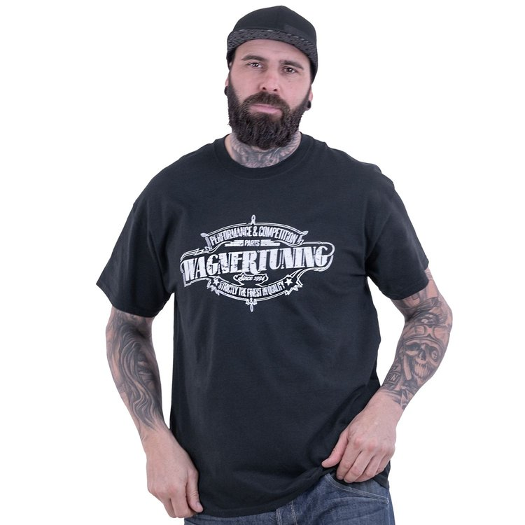 WAGNERTUNING T-Shirt Black