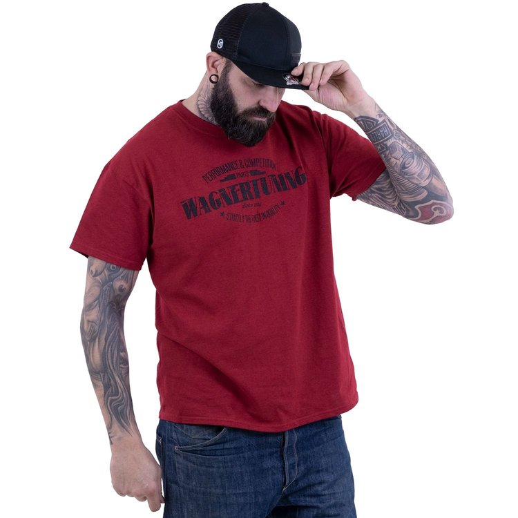 WAGNERTUNING T-Shirt Red
