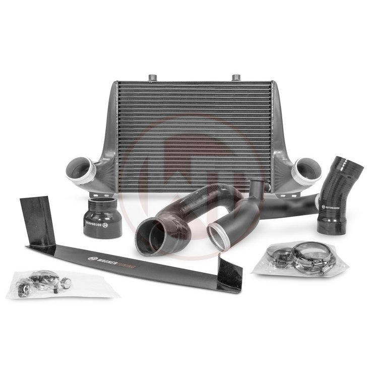 Competition Intercooler Kit EVO2 + Pipe Ford Mustang 2015