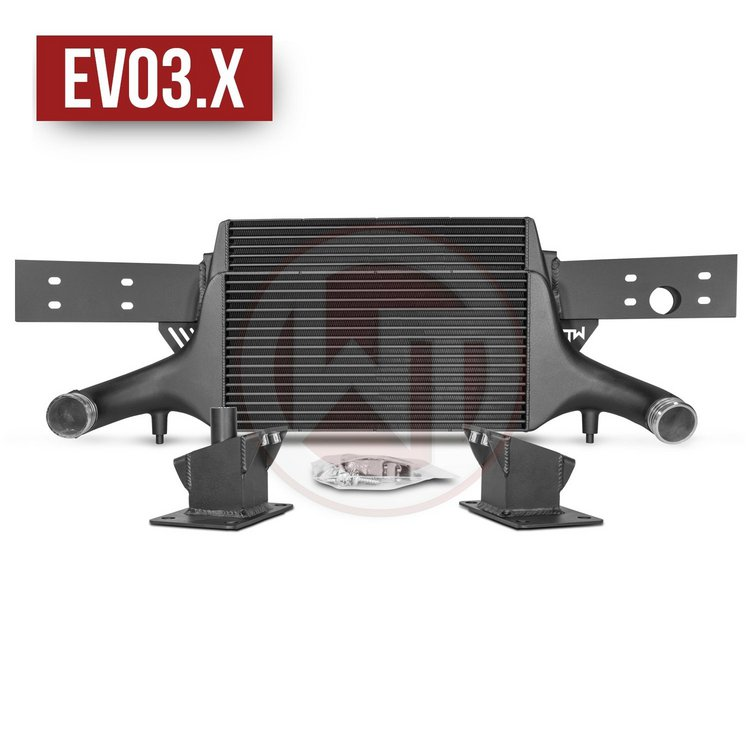 Competition Intercooler EVO3.X Audi TTRS 8S