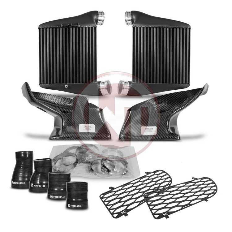 Comp. Intercooler Kit EVO2 Audi A4 RS4 B5