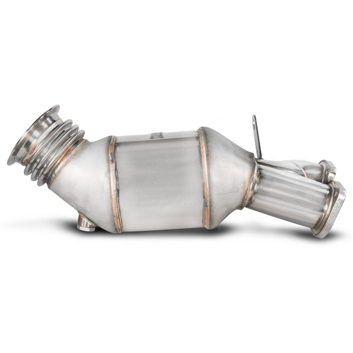 Hosenrohr Kit BMW E82 E90 N55 Motor ohne Kat - WAGNERTUNING
