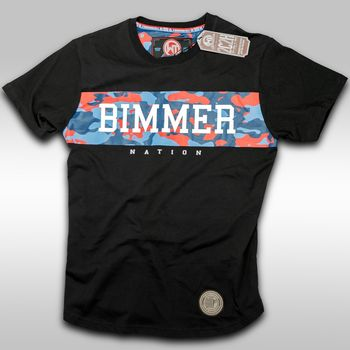 Wagner Tuning Bimmer Shirt Camouflage