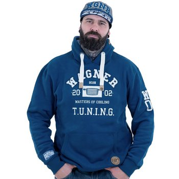 Wagner Tuning »Master Blue« Hoodie