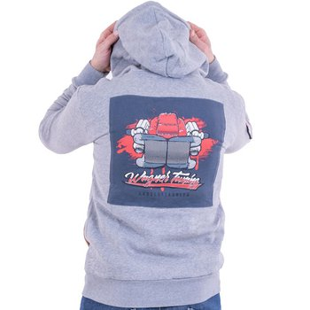 Wagner Tuning »Twin Turbo« Hoodie zipped
