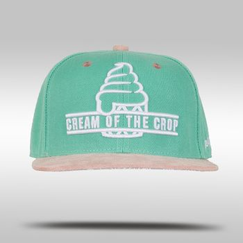 Girls Snapback Cap »Cream of the Crop«