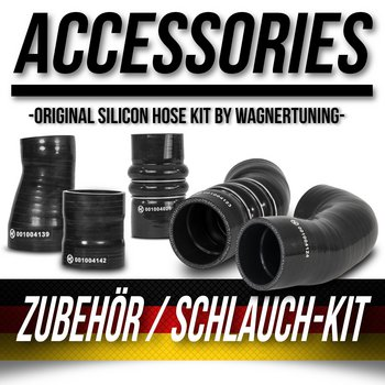 Silikonschlauch Kit Audi A4/A5 2,0 TDI