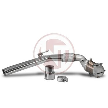 VW Golf 7 GTI Downpipe-Kit 200CPSI EU6